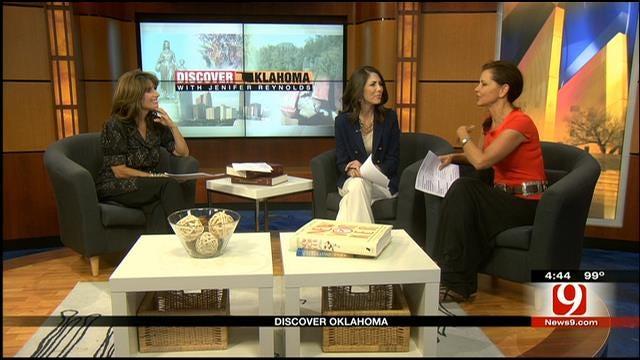 Discover Oklahoma: Free Admission To The Crystal Bridge Sun