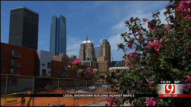 Local Attorney Sparks Legal Showdown With OKC Over MAPS 3
