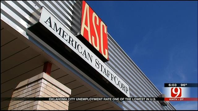 Good Unemployment Numbers For OKC Present Other Challenges