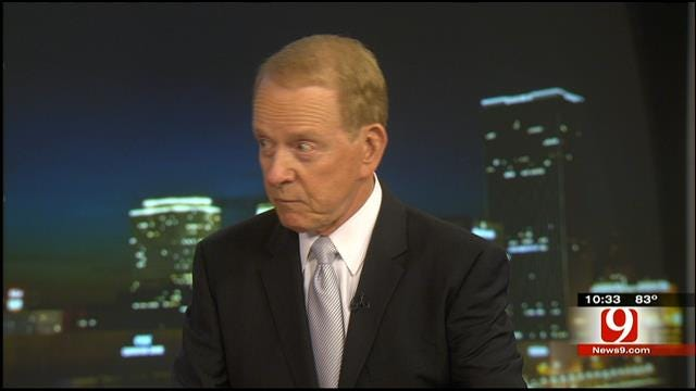 News 9 Looks Back At Some Of Gary England's Most Memorable Moments