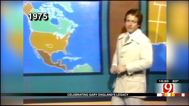 Gary Unveils 'New' Weather Technology In 1975