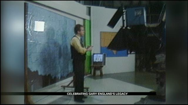 Gary England's Advice The Same, Regardless Of Technology