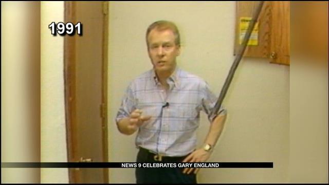 Edmond Resident Heeds Gary's Advice In 1991 Tornado