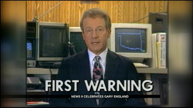 Gary's First Live Warning System