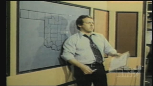 WEB EXTRA: Flashback to Gary's 30th Anniversary At News 9