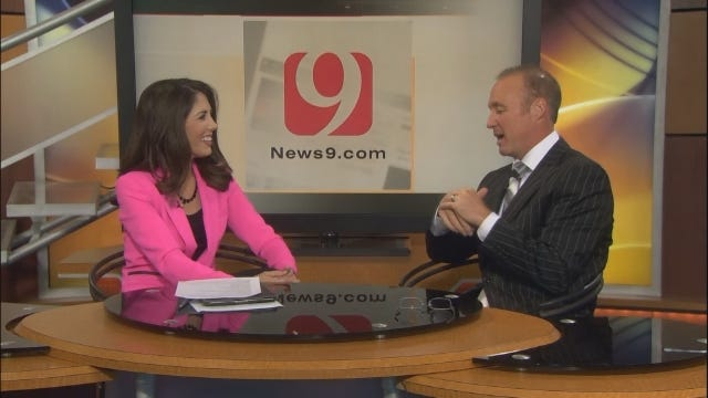 News 9 Interview With David Payne Part 2