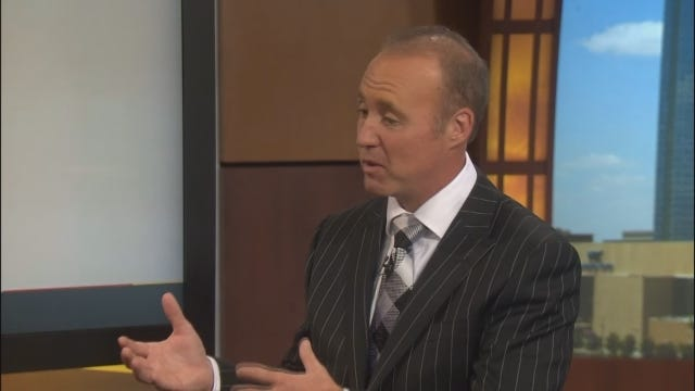News 9 Interview With David Payne Part 1
