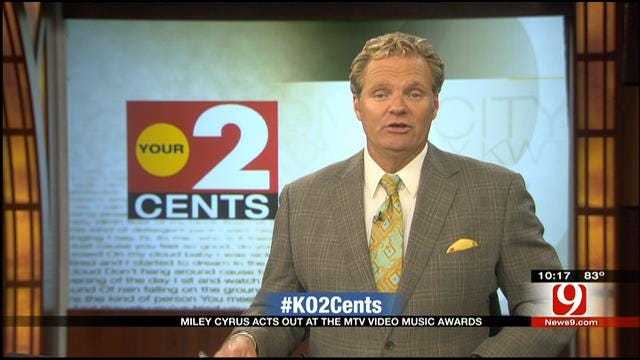 Your 2 Cents: Miley Cyrus Performance Controversy