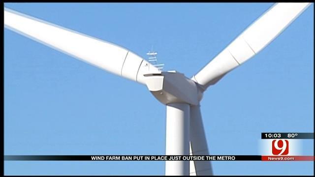 Piedmont City Council Votes Against Building Wind Turbines