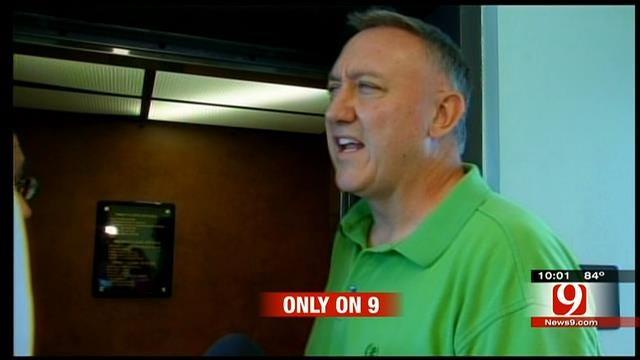 Former OKC Thunder PA Speaks To News 9