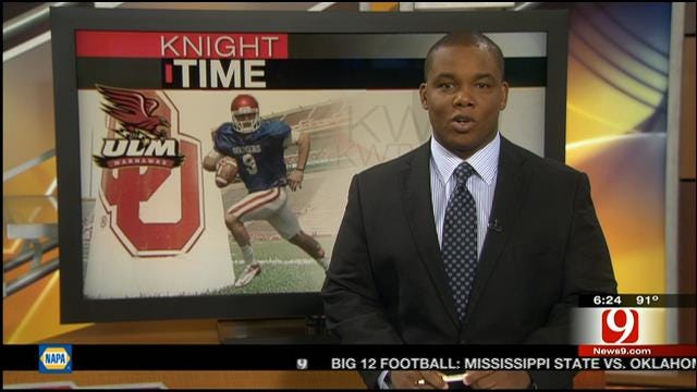 Sooners Talk About Knight