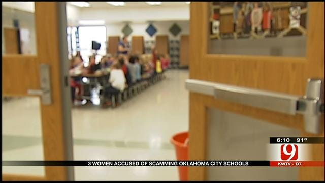 3 MWC Women Charged In Scamming OKC Schools Tutoring Program