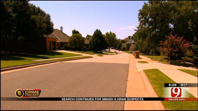 Police Investigate Rash Of Car Break-Ins In Edmond Neighborhood
