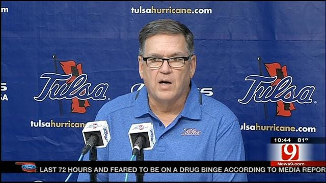 Tulsa Opens On The Road For Seventh Straight Year