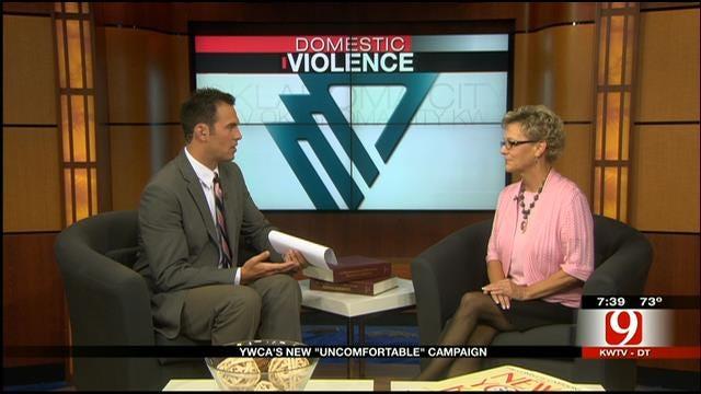 YWCA Of OKC To Raise Aware Of Domestic Violence