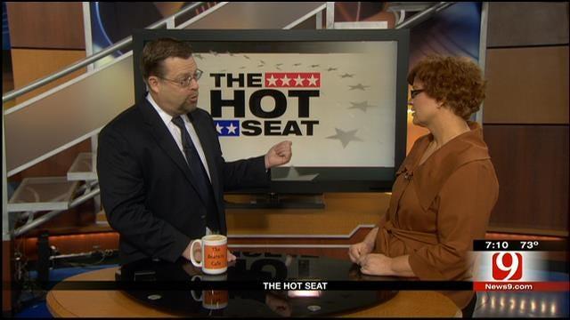 Hot Seat: Linda Maisch