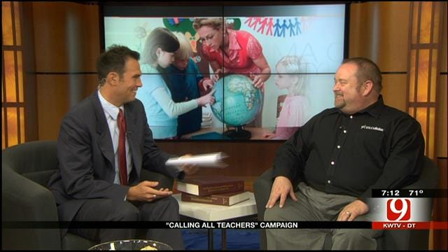 US Cellular 'Calling All Teachers' Campaign