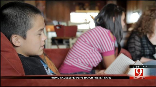 Found Causes: Pepper's Ranch
