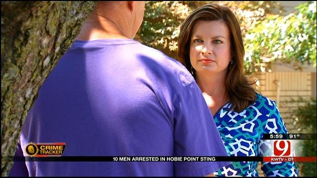 Man Arrested Twice At Hobie Point For Lewd Acts Speaks Out