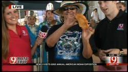 Road Trip Oklahoma: Chili Girl Ybarra Hainta, Fry Bread Champion