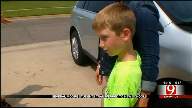 Numbers Issue Cause Some Moore Students To Transfer More Than Once