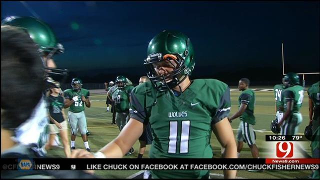 High School Football: Top QB Recruits Tangle In Scrimmage