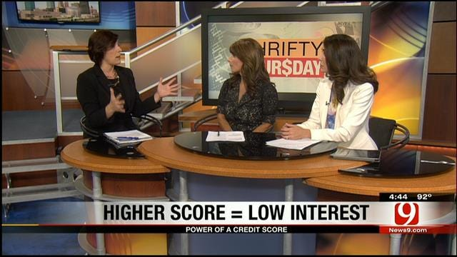 Thrifty Thursday: Importance Of A Credit Score