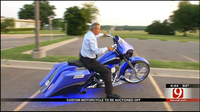 Stan Miller To Auction One-Of-A-Kind Off Bike
