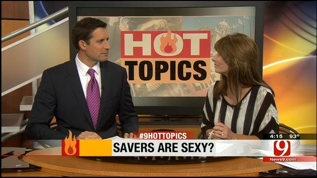 Hot Topics: Savers Are Sexy?