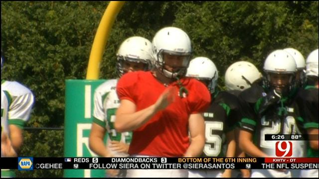 Bishop McGuinness Expecting Strong QB Play