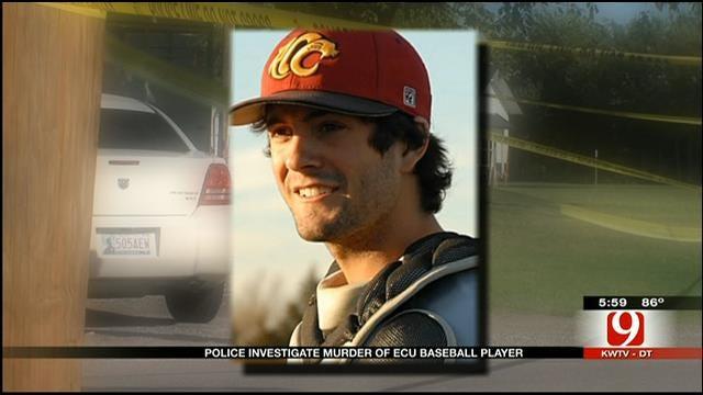 Police: ECU Baseball Player, Australian Native Target Of Random Killing