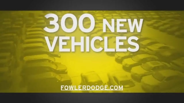 Fowler Dodge: Summer 300