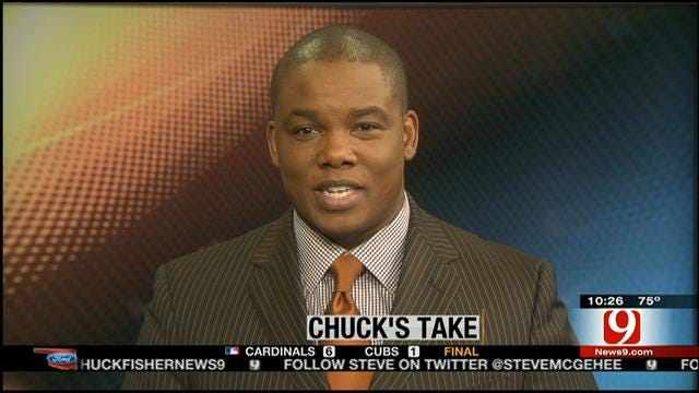 Chuck's Take On NFL Preseason Games