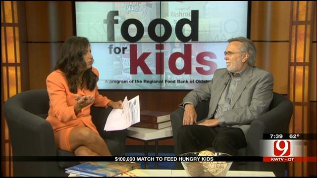 Regional Food Bank's Food For Kids Programs
