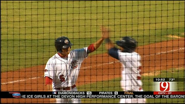 RedHawks Beat Isotopes