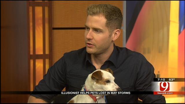 Oklahoma Magician To Help Benefit Moore Tornado Victims