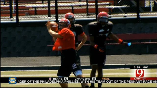 High School Football: Mustang Preview