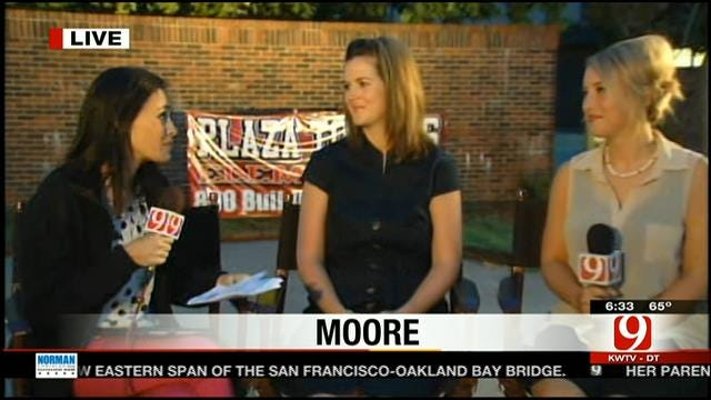 News 9 Speaks To Moore Teachers On First Day Of School