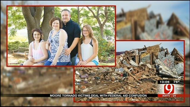 FEMA Deadline Puts OK Tornado Victims In Financial Crunch