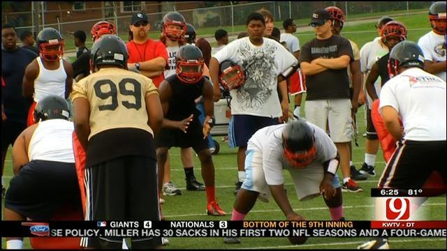 High School Football: Del City Preview