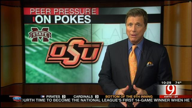 OSU Heavily Favored Against Mississippi State
