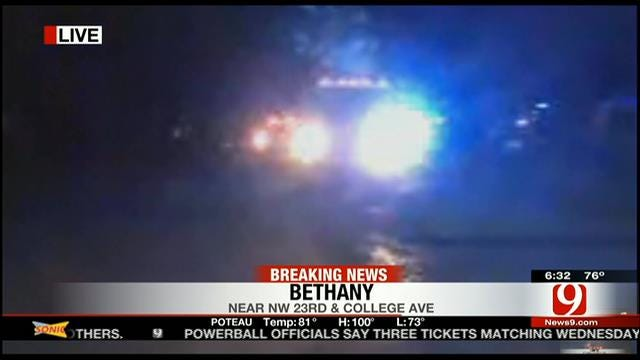 Police Say Man Admits To Setting Two Fires In Bethany