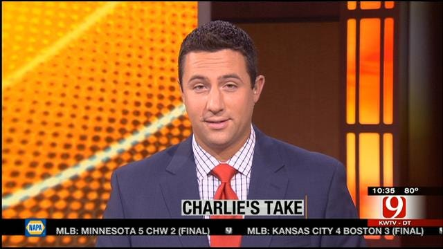 Charlie's Take: Rough Day On The Course