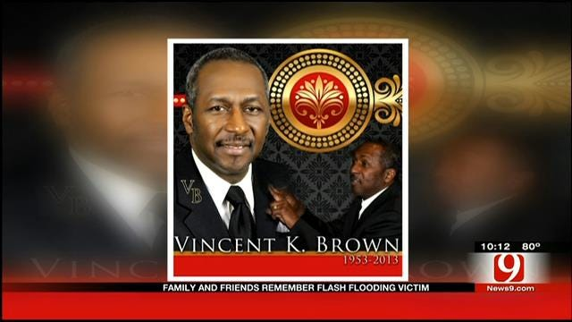 Family, Friends Remember OKC Man Who Died In Flash Flood