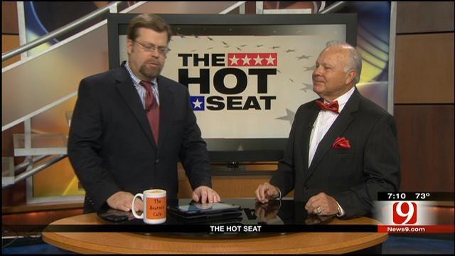 The Hot Seat: Representative Bobby Cleveland