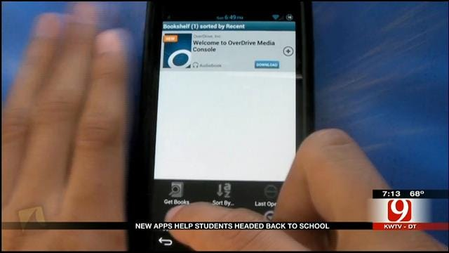 Useful Back-To-School Smartphone Apps For Parents, Students