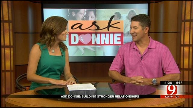 Ask Donnie: Relationships And Your Kids Part II