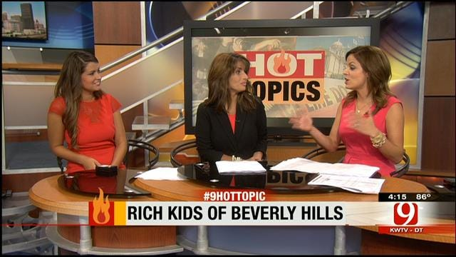 Hot Topics: 'Rich Kids Of Beverly Hills' Reality Show