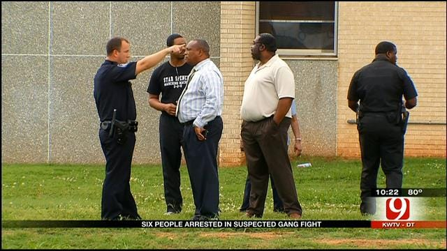 Five Arrested After Fight Near Star Spencer High School