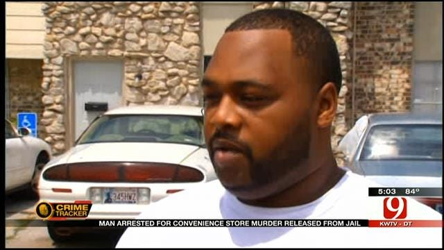 OKC Man Speaks Out After Being Falsely Accused Of Murder
